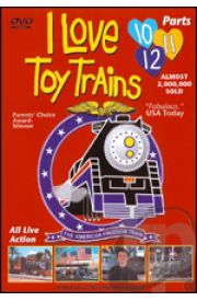 I Love Toy Trains - Parts 10,11,12