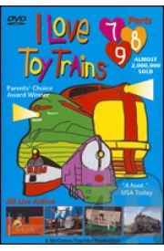 I Love Toy Trains - Parts 7,8,9