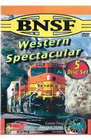 BNSF Western Spectacular - 5 disc set