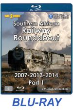 Southern African Railway Roundabout 2007/13/14 - Part 1 BLU-RAY