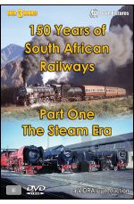 150 Years of South African Railways Part 1 - The Steam Era
