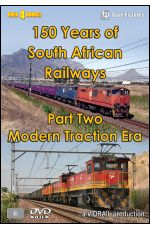 150 Years of South African Railways Part 2 - Modern Traction Era