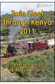 Twin Steel Through Kenya 2011