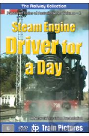 Steam Engine Driver for a Day