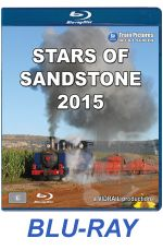 Stars of Standstone 2015 BLU-RAY
