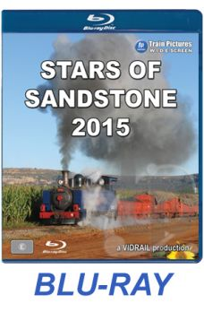 Stars of Standstone 2015 BLU-RAY