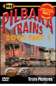 Just Pilbara Trains 2005 COMBO
