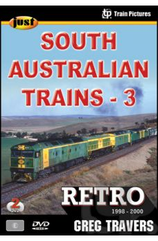 Just South Australian Trains 3 - Retro