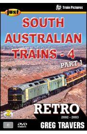 Just South Australian Trains 4 - Retro Part 1