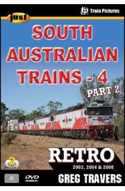 Just South Australian Trains 4 - Retro Part 2