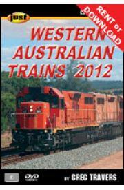 Just Western Australian Trains 2012