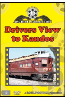 Drivers View to Kandos