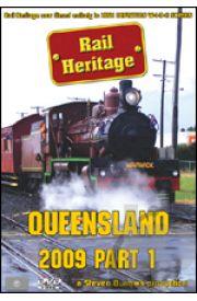 Rail Heritage - Queensland 2009 Part 1