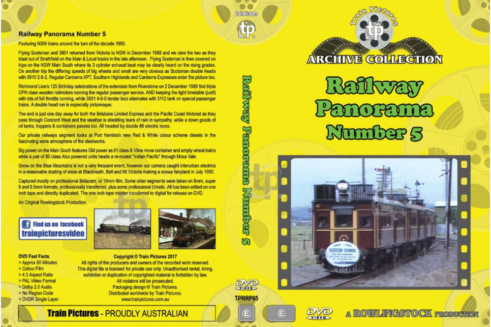 Railway Panorama Number 5