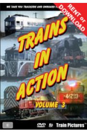 Trains In Action - Volume 3
