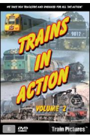 Trains In Action - Volume 2