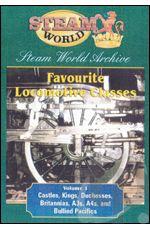Favourite Locomotive Classes - Volume 1