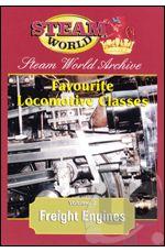 Favourite Locomotive Classes - Volume 2