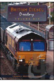 British Diesel Directory - Volume 6