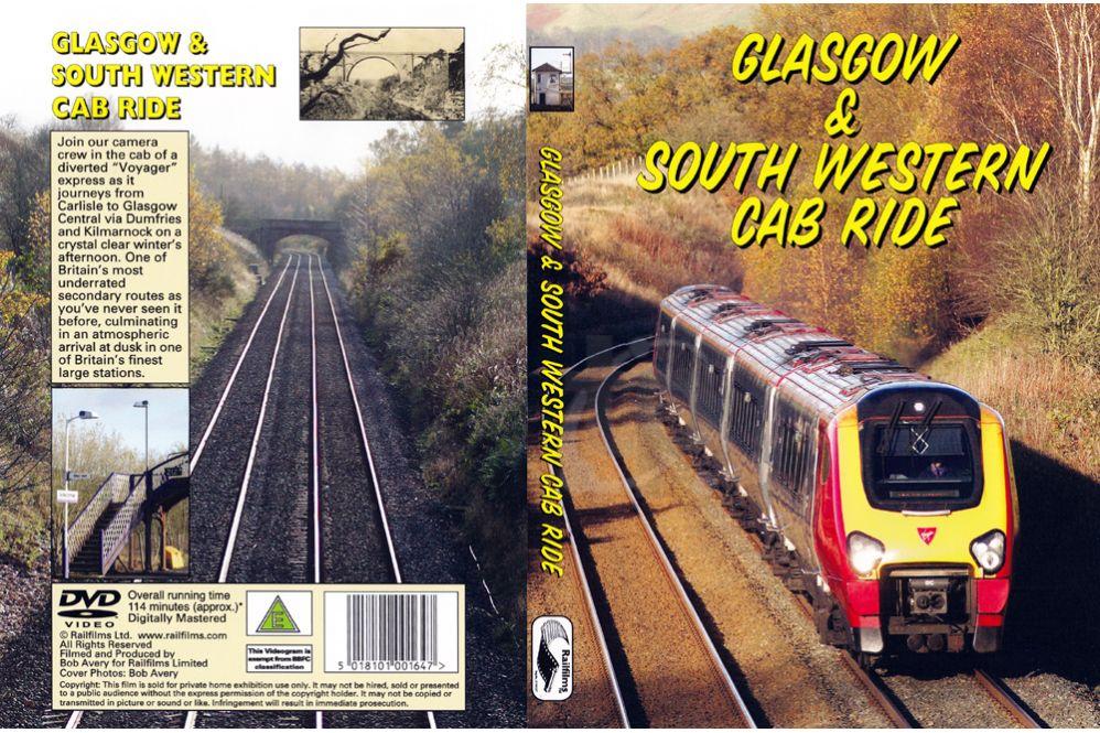Glasgow & South Western Cab Ride