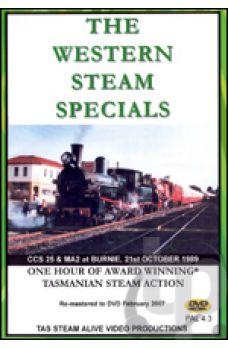 The Western Steam Specials