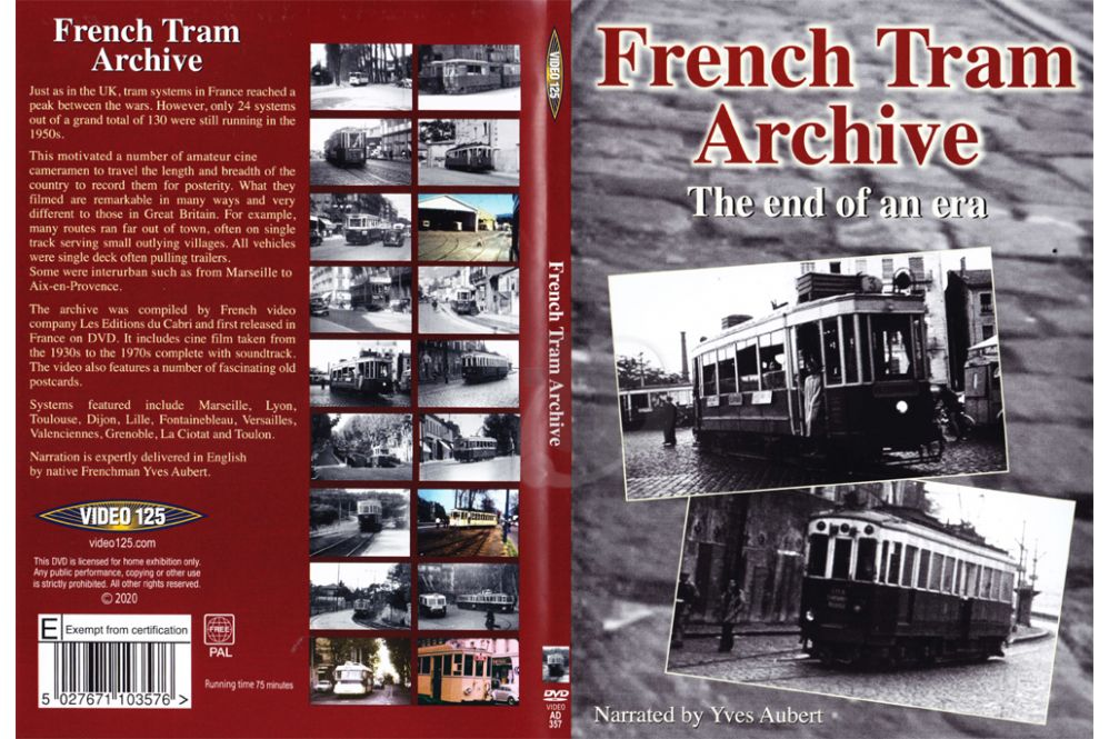 French Tram Archive