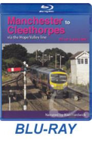 Manchester to Cleethorpes BLU-RAY