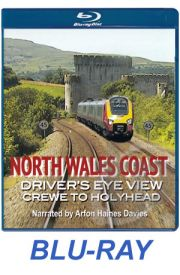 North Wales Coast BLU-RAY