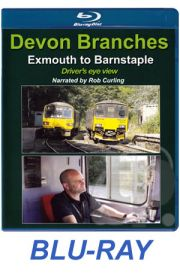 Devon Branches - Exmouth to Barnstaple BLU-RAY