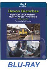 Devon Branches - Plymouth to Gunnislake & Newton Abbot to Paignton BLU-RAY