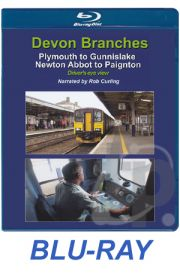 Devon Branches - Plymouth to Gunnislake & Newton Abbot to Paignton BLU-RAY