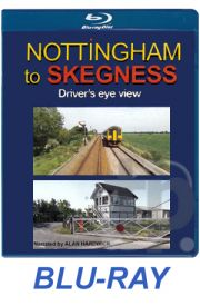 Nottingham to Skegness BLU-RAY