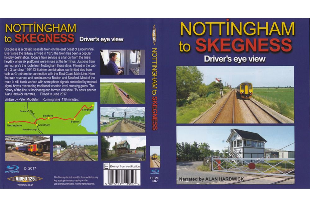 Nottingham to Skegness BLU-RAY