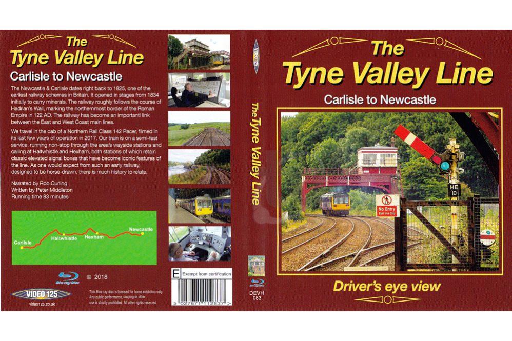 The Tyne Valley Line BLU-RAY