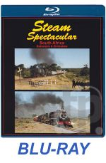 Steam Spectacular BLU-RAY