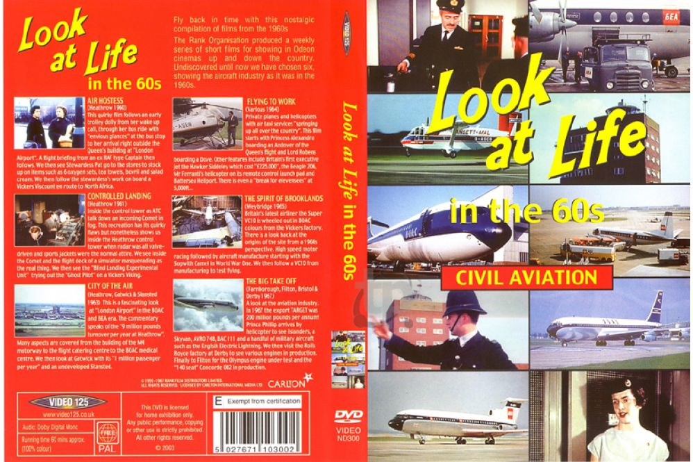 Look at Life in the 60s - Civil Aviation