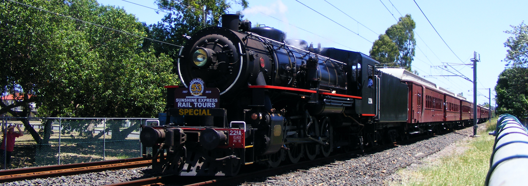 Train Pictures - Just Queensland Tropical Coast