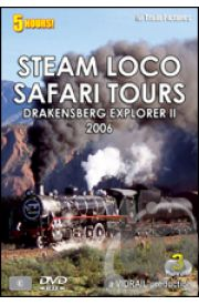 Steam Loco Safari Tours Drakensberg Explorer II 2006
