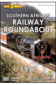 Southern African Railway Roundabout 1991