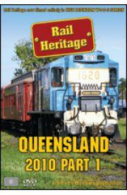 Rail Heritage - Queensland 2010 Part 1