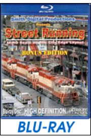 Street Running BLU-RAY