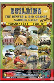 Building the Denver & Rio Grande Narrow Gauge - Box Set
