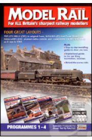 Model Rail - Programme 01 to 04 - Box Set