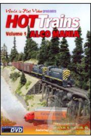 Hot Trains Volume 1 - Alco Mania