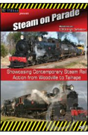 Steam on Parade