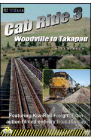 Cab Ride 3 - Woodville to Takapau