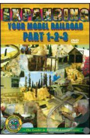 Expanding Your Model Railroad - Box Set