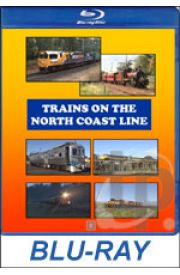 Trains on the North Coast Line BLU-RAY