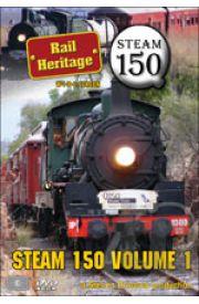 Rail Heritage Steam 150 - Volume 1