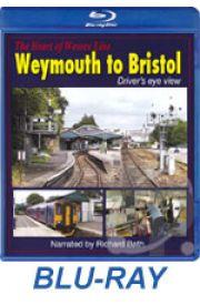 Weymouth to Bristol BLU-RAY
